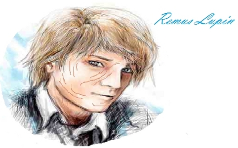 I know it's not technically from the films but it's my favourite picture of Remus from the maraudering days :) xx