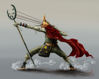 I pag-ibig One Piece, but to be honest I'm not much of an Usopp fan, but I have to admit this is a pretty Epic pic of him :)