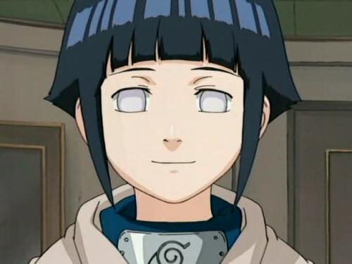 Hinata Hyuga from (Pre-Shippuden) Naruto.