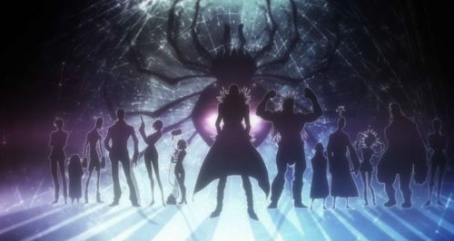 The Genei Ryodan या Phantom Troupe from Hunter x Hunter~