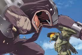 Halo + Anime = madami epic than Chuck Norris