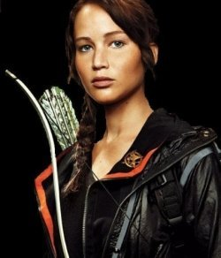 Katniss Everdeen, The Girl on Fire~!