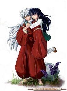 According to the manga, InuYasha and Kagome do :)