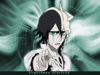 ULQUIORRA SHIFFER FROM BLEACH!!! HE IS SO HOT AND BADASSS!!! I 사랑 당신 ULQUIORRA:):):):):)