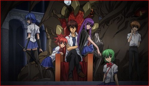 Akuto Sai from Demon King Daimao is badass despite his best efforts not to be.