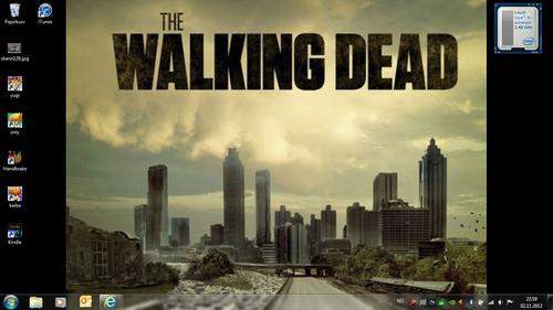 The Walking Dead :3