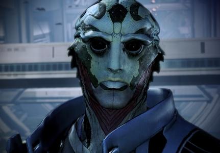 Kolyat Krios from Mass Effect 3!