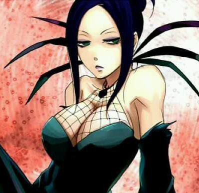 To me Arachne Gorgon from Soul Eater is pretty hot!