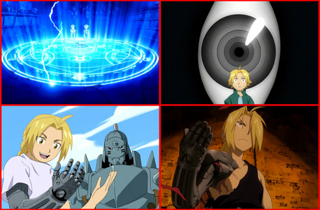 Fullmetal Alchemist: Brotherhood is still my favorite! :DD