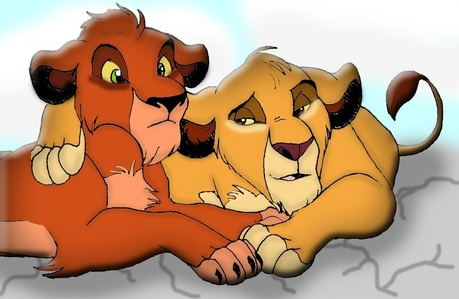 I'd like that to happen if not I'd like the film to be about Mufasa and Scar's childhood and find out how Scar got his scar.