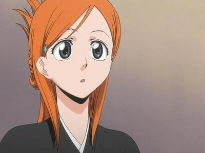 Orihime from Bleach.