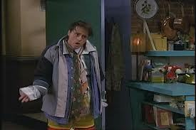"Joey: (imitating Chandler) ""Could I be wearing anyone clothes'"