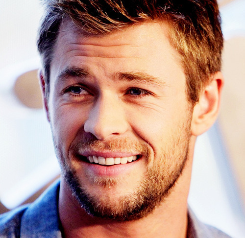 Chris <3 Hemsworth <3 <3