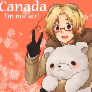Well, the first thing that came to mind was Jake's सूअर का मांस, बेकन पेनकेक्स song, but then I thought of Canada XD