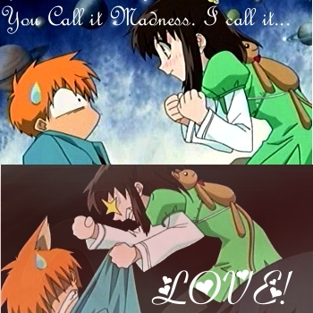 Kyo and Kagura, there is NO ONE who can beat them (^3^) d(^o^)b :D :) :3