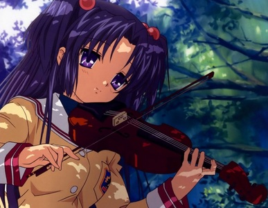 Kotomi Ichinose from Clannad is one of my favourite Аниме girls.