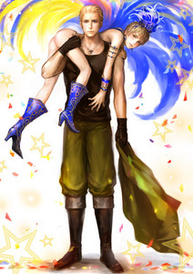 (Germany -Hetalia) What would आप do if England came around, swishing his hips, dressed for Carnivàle!? Oh man I प्यार Gemany!!