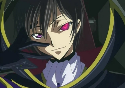 Even though he's somewhat of the good guy, Lelouch from Code Geass is pretty cruel, using the people he claims to be fighting for as pawns and getting them killed without emotion.