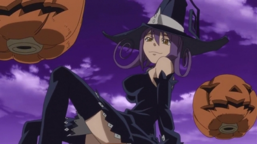 Blair from Soul Eater... =)