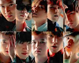 SUPER JUNIOR!!!!!!!!! OMG!!!!!!!!! LOOK AT THEM!!!!!!!!