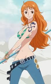 One piece - Nami desu!