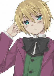 I got Alois.... ....it could be worse. B|