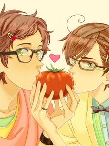I can't decide between Spain and Romano...butt it doesn't matter, cause this is my fav pic of them both!