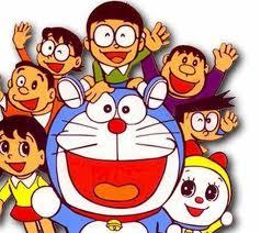My first 아니메 will be Doraemon. hehe...