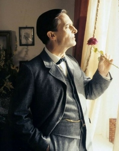 Always Jeremy Brett!!!! He was the ultimate Holmes!!!