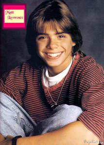 Young Matthew. <33