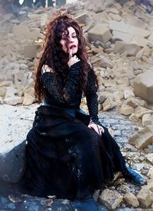 Bellatrix because I Liebe her :3