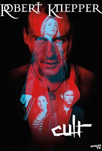 a Cult poster