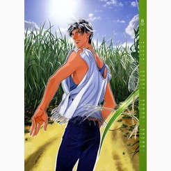 iwaki kyouske from haru wo daiteita fave character in the series and my all time fave Anime character
