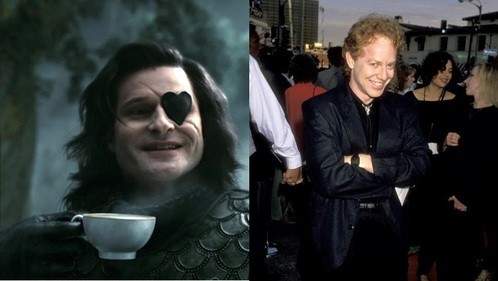 I am in amor with two people right now. (left to right) Stayne and Danny Elfman