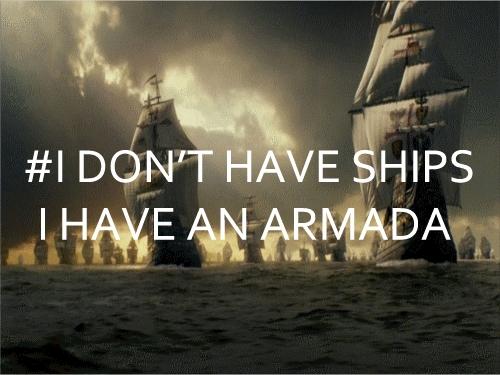 Don't we all ship strange things.