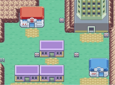 There are so many places in the 日本动漫 I would 爱情 to live but one right now would be Shion Town (also known as Lavender Town in the english version) not sure why ._. just seems strangely appealing for me right now and this is the best picture I have of it.