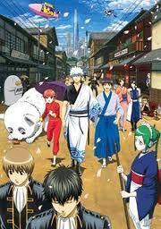 Edo~ (Gintama)