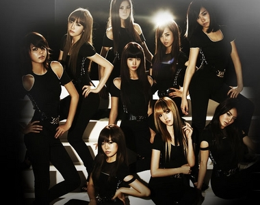 1.Yuri 2.Sunny 3.Sooyoung 4.Jessica 5.Hyoyeon 6.Yoona 7.Tiffany 8.Taeyeon 9.Seohyun