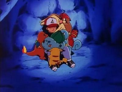 It's one of my 最喜爱的 Pokemon scenes.
