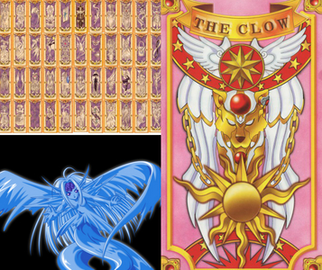 I would 사랑 to have Sakura's powers to be able to use the clow cards.