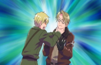 America and England, BBF-Best Brothers Forever. XDDD