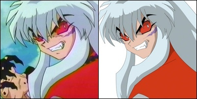 Since I'm the 1st one to answer, I'll go with one of the most common ones: InuYasha's demon form~