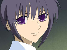 Yuki from Fruits basket