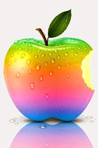 mela, apple :P