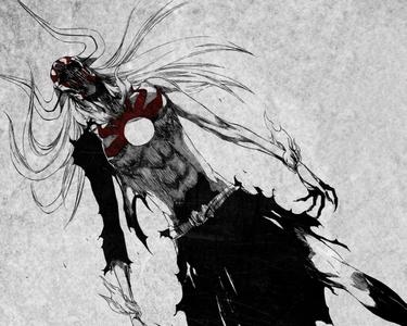 Ichigo from Bleach turns into this *^*