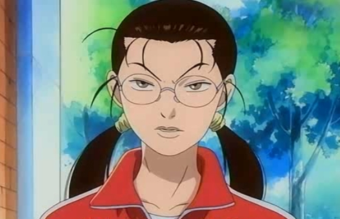 Yankumi from Gokusen