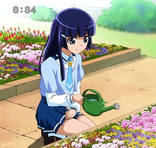 Aoki Reika from smile precure!