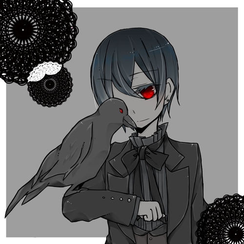 Y-you're telling m-me that I-I get to b-be Ciel Ph-Phantomhive...? And I appeared volgende to myself? First, I'd disregard myself and try on his dress, I mean, it makes him feel like a princess, so why can't I? xD Then maybe I'd order Sebastian to help me take off the dress (if u catch mah drift), then go brag about it to myself that was once volgende to me. Legit, the best dag ever. B|