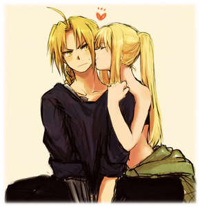 Edward and Winry :)