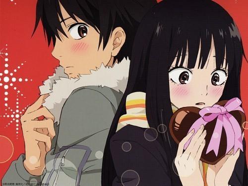 Kazehaya and Sawako~ X3